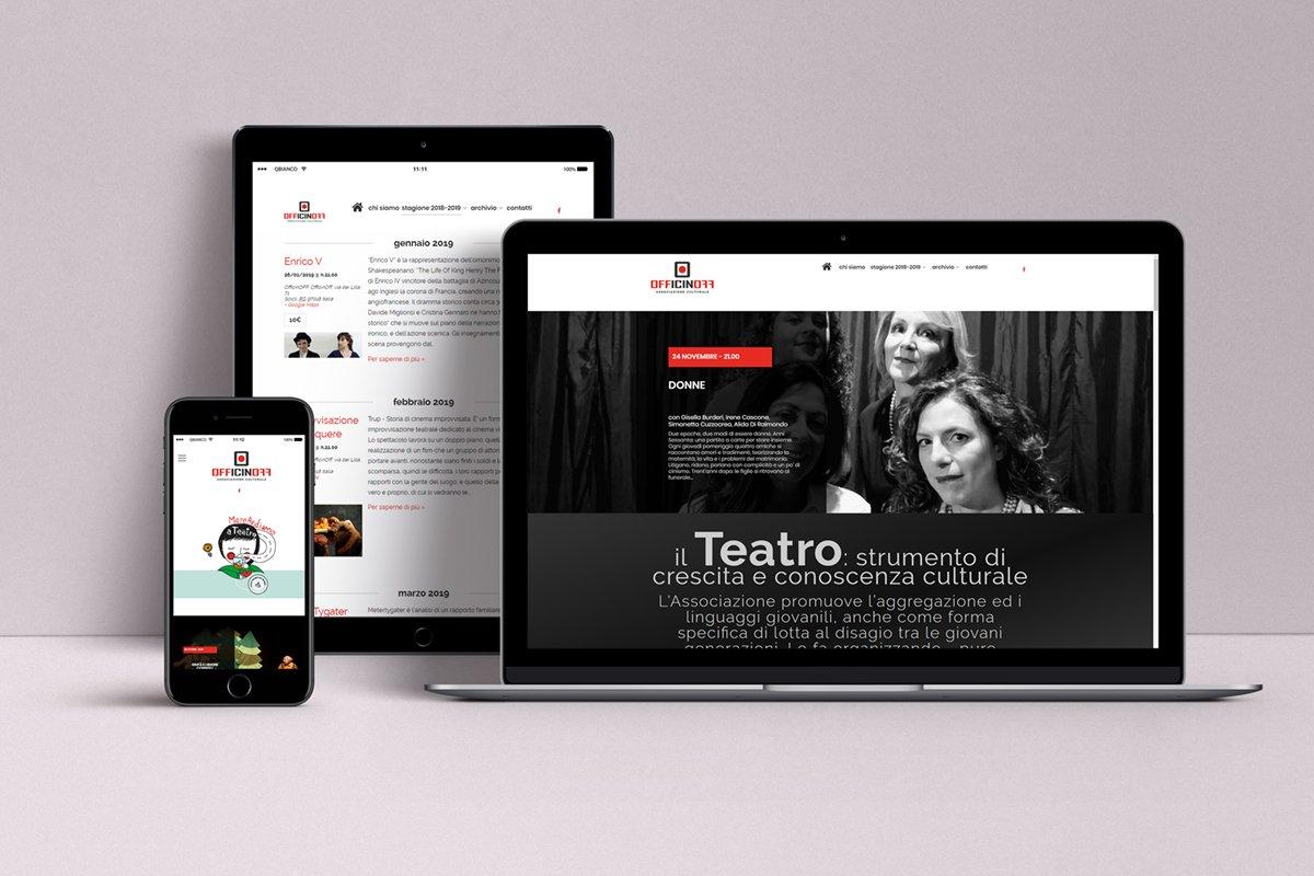 Associazione culturale -teatro - Scicli Ragusa